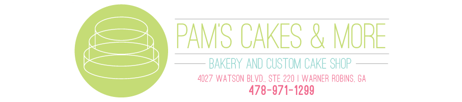 Pams Cakes & More