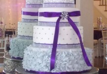 Purple & Silver Happily Ever After