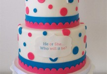 Polka Dot Gender Reveal