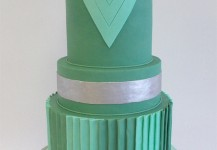 Green Art Deco