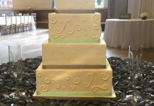 Square Buttercream Piping