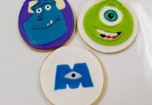 Monsters, Inc. Cookies
