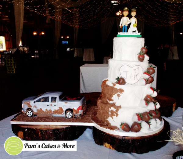 wedding cake gallery pam 39 s cakes more a warner robins and macon custom cake shop. Black Bedroom Furniture Sets. Home Design Ideas